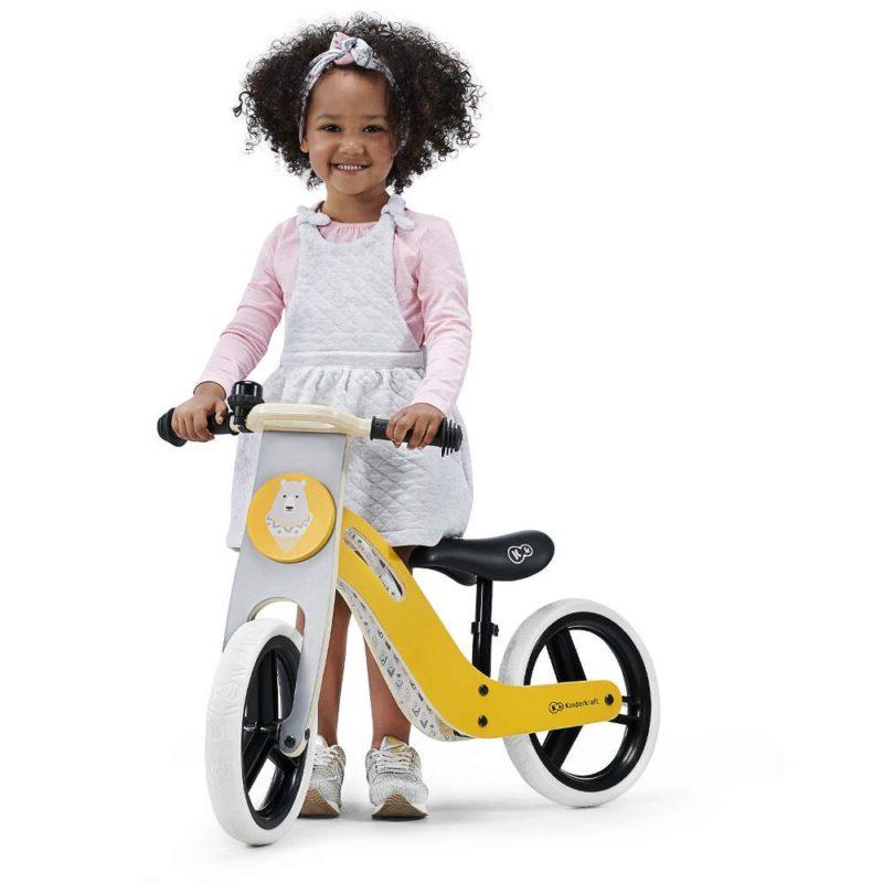 Kinderkraft Uniq Balance Bike - Honey 7