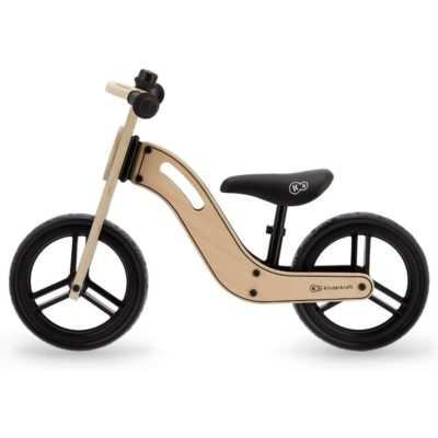 Kinderkraft Uniq Balance Bike - Natural 2