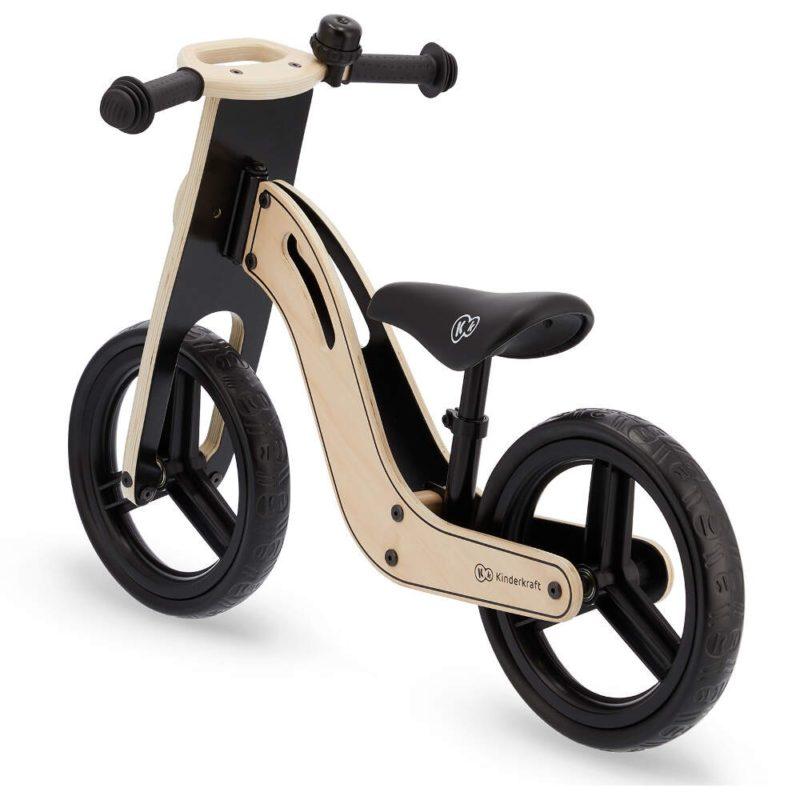 Kinderkraft Uniq Balance Bike - Natural 3