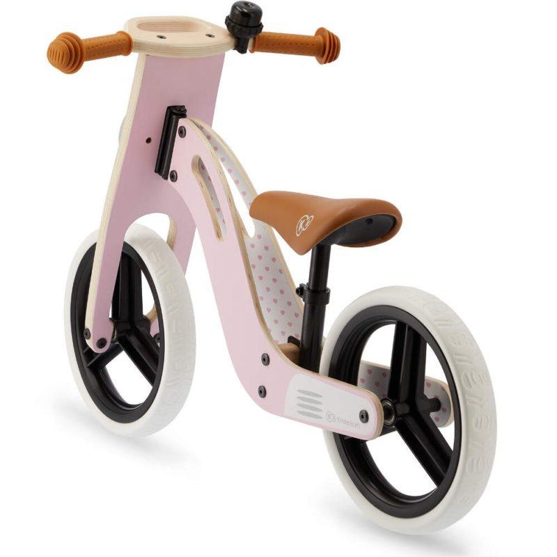 Kinderkraft Uniq Balance Bike - Pink 3
