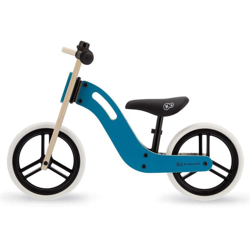 Kinderkraft Uniq Balance Bike - Turquoise 2
