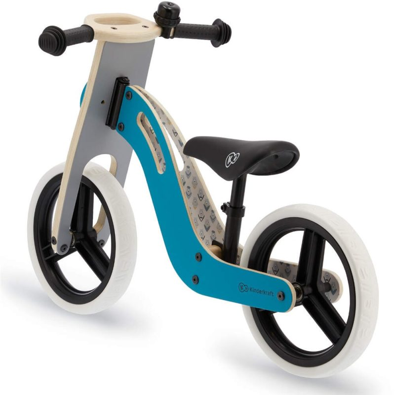 Kinderkraft Uniq Balance Bike - Turquoise 3