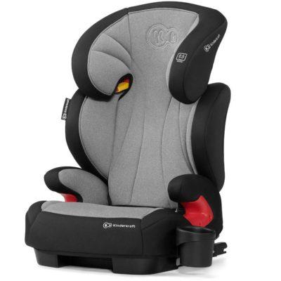 Kinderkraft Unity Grey Isofix Car Seat