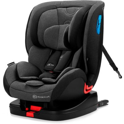 Kinderkraft Vado Isofix Group 0+,1,2 Car Seat - Black