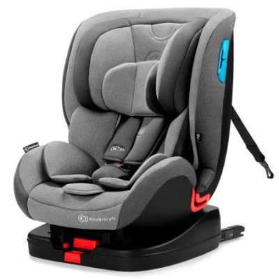 Kinderkraft Vado Isofix Group 0+,1,2 Car Seat - Grey