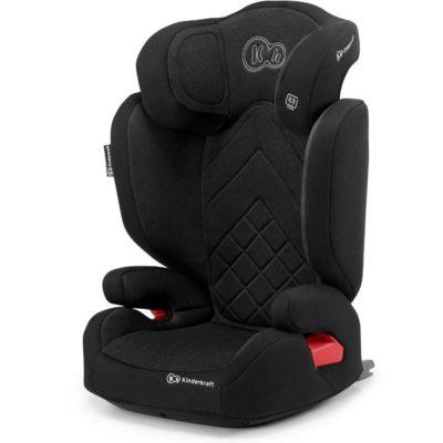 Kinderkraft Xpand Isofix Group 2,3 Car Seat - Black