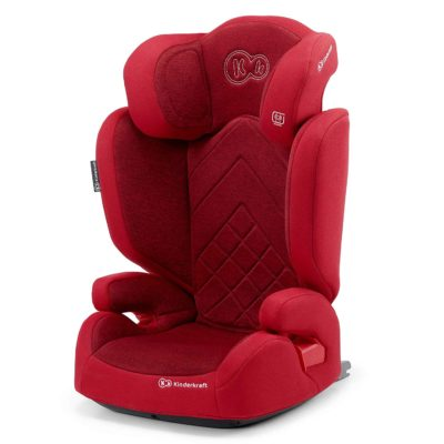 Kinderkraft Xpand Isofix Group 2,3 Car Seat - Red