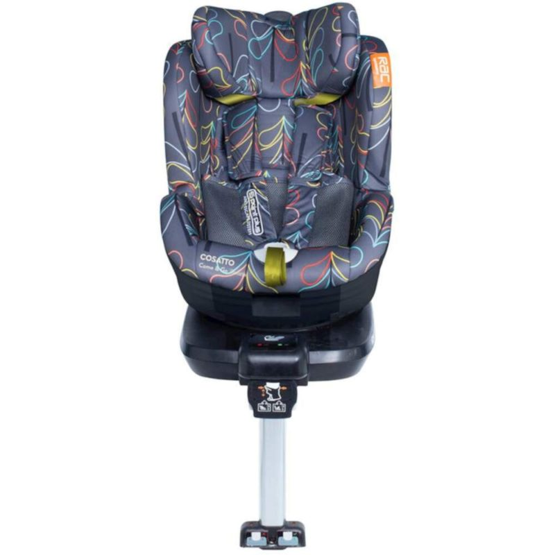 Cosatto RAC Come and Go I-Rotate I-Size Car Seat - Nordik