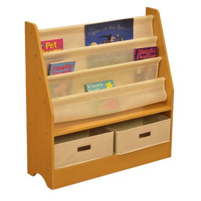 Liberty House Toys Storage Unit with Two Bins