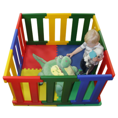 Tikk Tokk Nanny Panel Playpen liberty house1