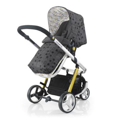 Cosatto Giggle 2 Travel System-Pom Pom Tree
