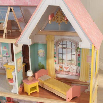 kidkraft lola mansion dollshouse 1