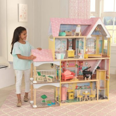 kidkraft lola mansion dollshouse