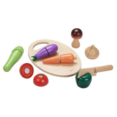 World Cutting Vegetables set