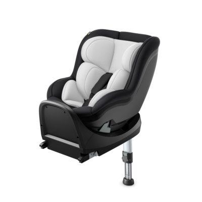 Hauck iPro Kids iSize Car Seat - Caviar