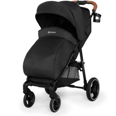 Kinderkraft Grande 2020 Pushchair - Black 2