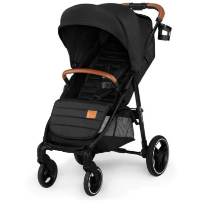 Kinderkraft Grande 2020 Pushchair - Black