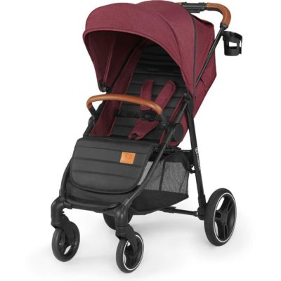 Kinderkraft Grande 2020 Pushchair - Burgundy