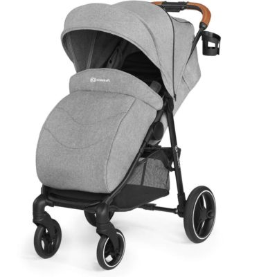 Kinderkraft Grande 2020 Pushchair - Grey 2
