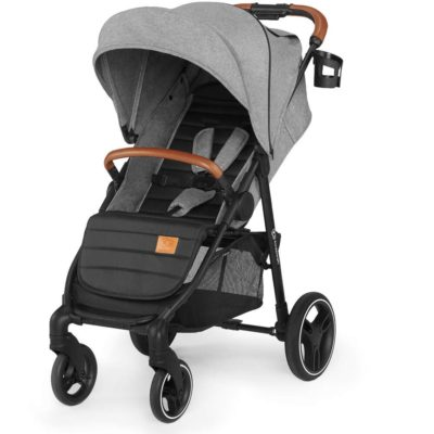 Kinderkraft Grande 2020 Pushchair - Grey