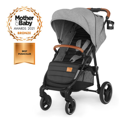 Kinderkraft Grey Grande 2020 Pushchair