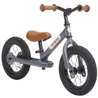 TRYBIKE STEEL balance bike grey