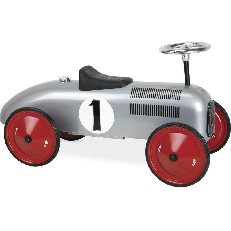 Vilac Grey Metal Car