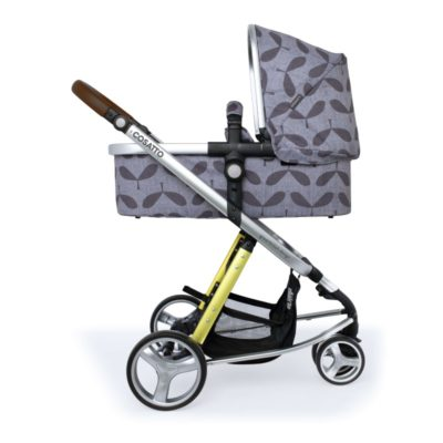 Cosatto Giggle 3 Pram and Pushchair - Seedling