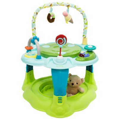 iSafe 2 in 1 Activity Centre - Dino Land