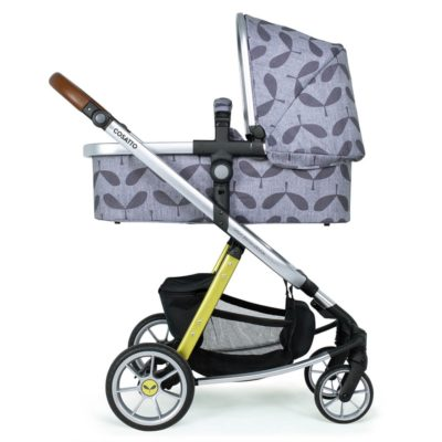 Cosatto Giggle Quad Pram and Pushchair - Seedling