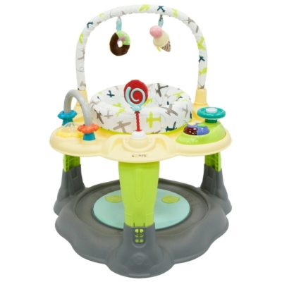 iSafe 2 in 1 Activity Centre - Fly High