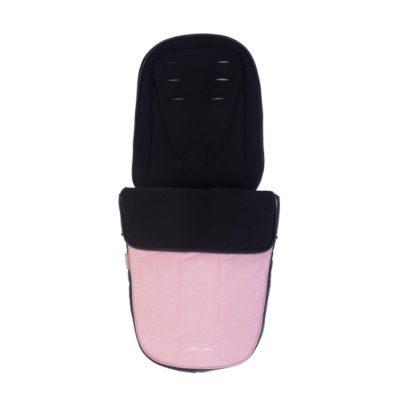 Micralite ProFold Footmuff - Pink