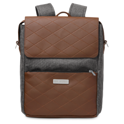 ABC Design Changing Backpack - Asphalt