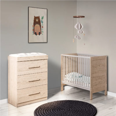 Babyhoot Grantham Mini 2 Piece Furniture Set