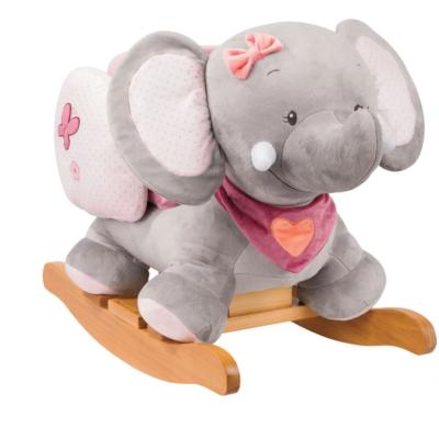 Nattou Rocker Adele the Elephant