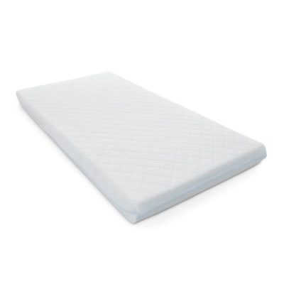 babyhoot sprung cot bed mattress 140 x 70cm 1