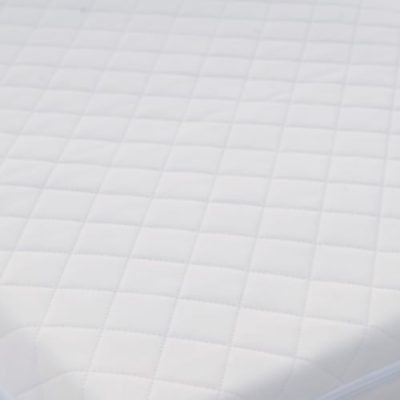 babyhoot sprung cot bed mattress 140 x 70cm
