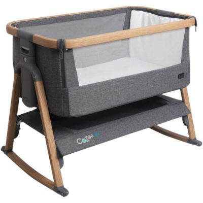 CoZee® Air Bedside Crib – Oak