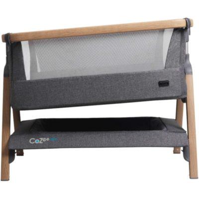 CoZee® Air Bedside Crib – Oak