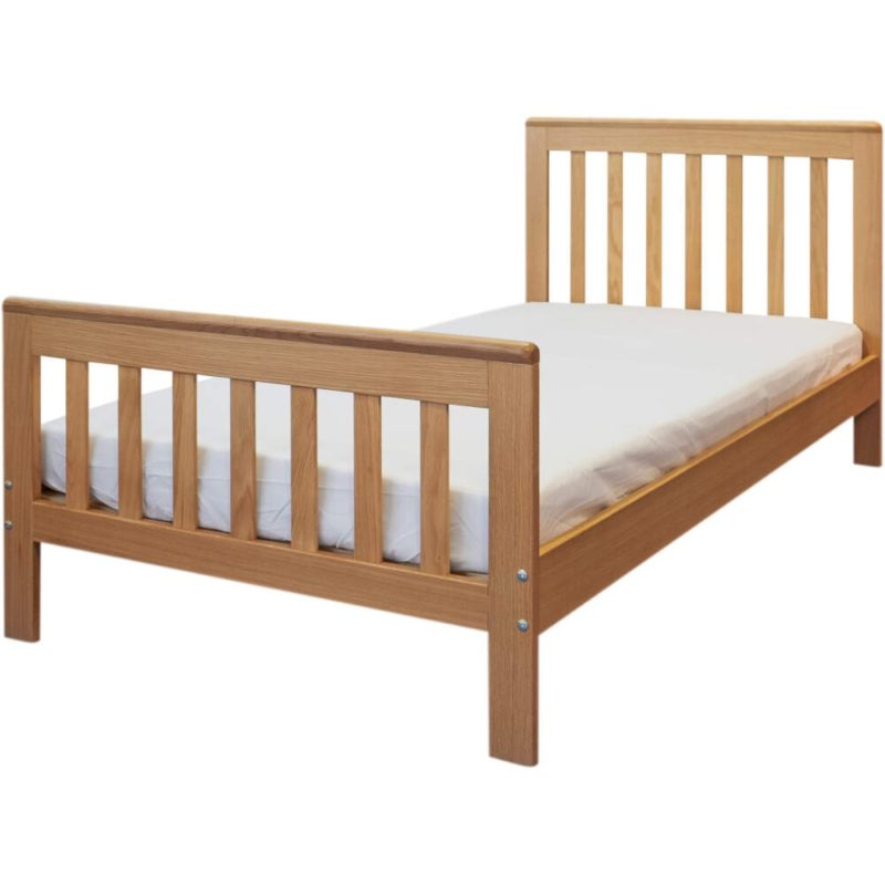 east coast blickling junior bed in oak