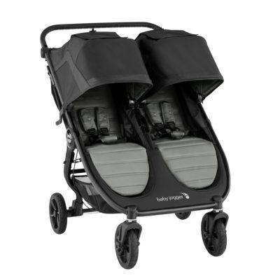 Baby Jogger City Mini GT2 Double Pushchair - Slate