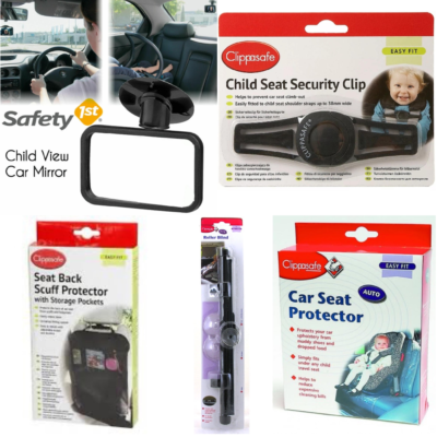 Car Safety Essentials Kit