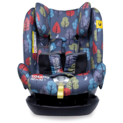 Cosatto Hare Wood All in All Plus Car Seat