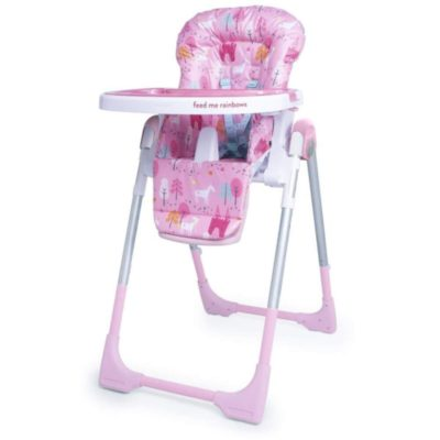 Cosatto Noodle Unicorn Land 0+ Highchair
