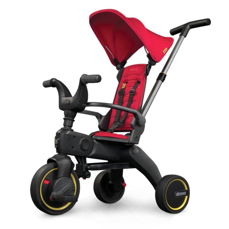 Doona Red Liki Foldable Trike