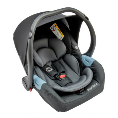 Seguro Bebe Bubble 0+ Car Seat - Graphite
