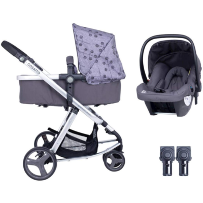 Giggle Lite Travel System Pom Pom Tree