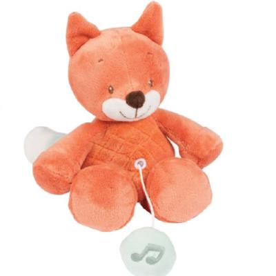 NATTOU MINI MUSICAL TOY OSCAR THE FOX