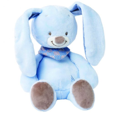 Nattou Cuddly Toy Bibou the rabbit