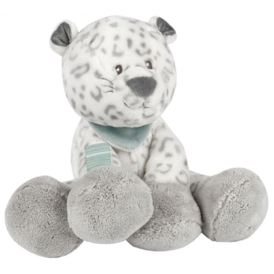Nattou Cuddly Toy Lea the Snow Leopard